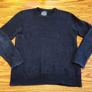 Lucky Brand True Indigo knit sweater